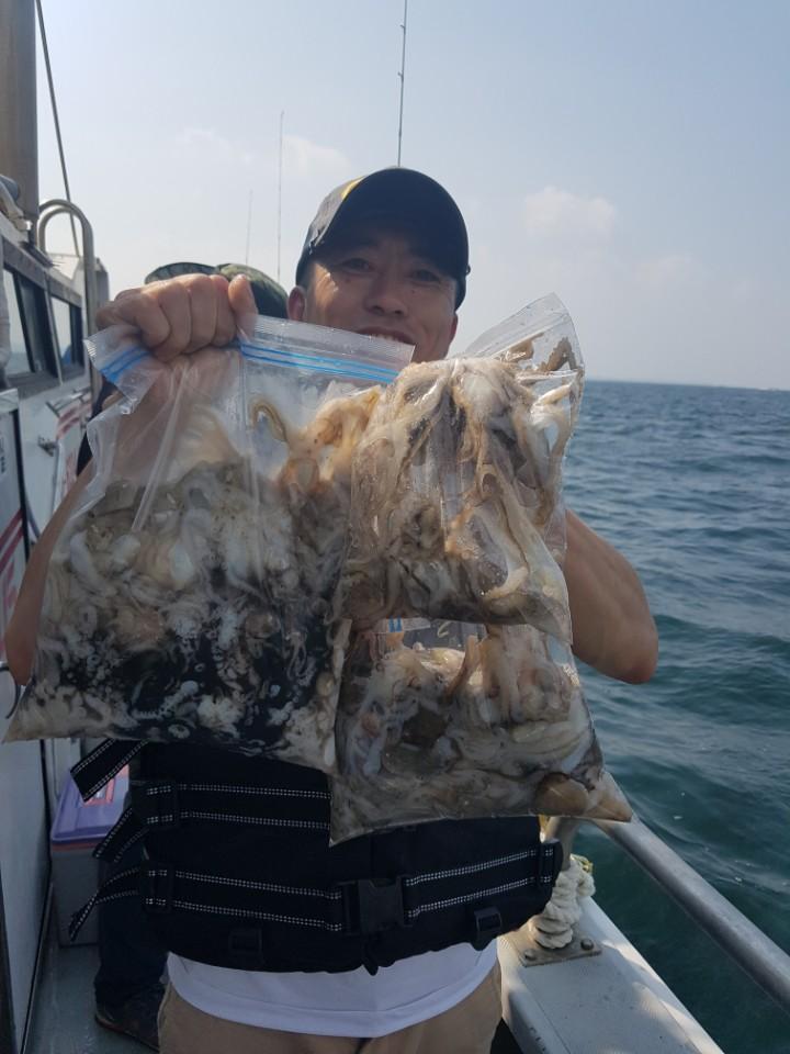 17.8월31일 뉴일복호 먹물조황