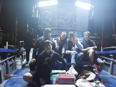 ☆★ 18.07월11일 일복호 5분 광어조황★☆