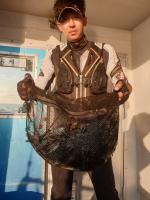 10월 18일 ⭐️오디세이호⭐️ 광어 갑오징어 병행 출조 조황입니다
