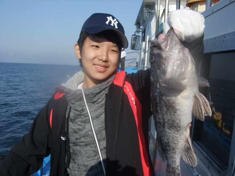 해왕1호근해조황