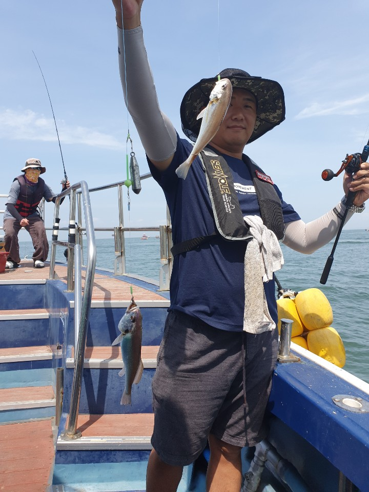 이범호 8월18일 백조기 조황