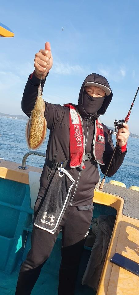 11월6일 파워호 조황