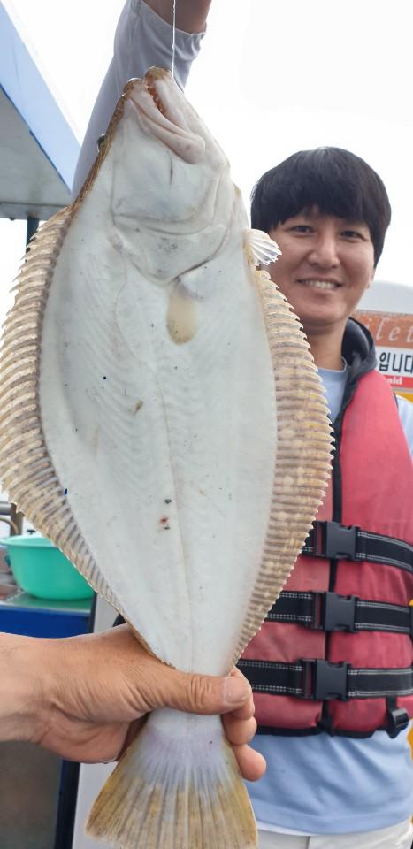 19.06.29 마린낚시 전곡항 태평호 다운샷/외수질 조황~