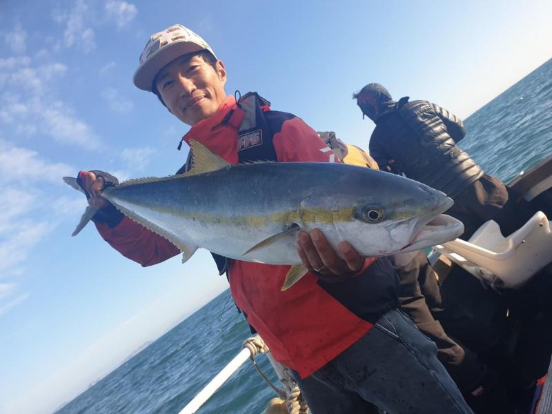 11월12일 진도빅마린호 복사초 지깅,타이라바