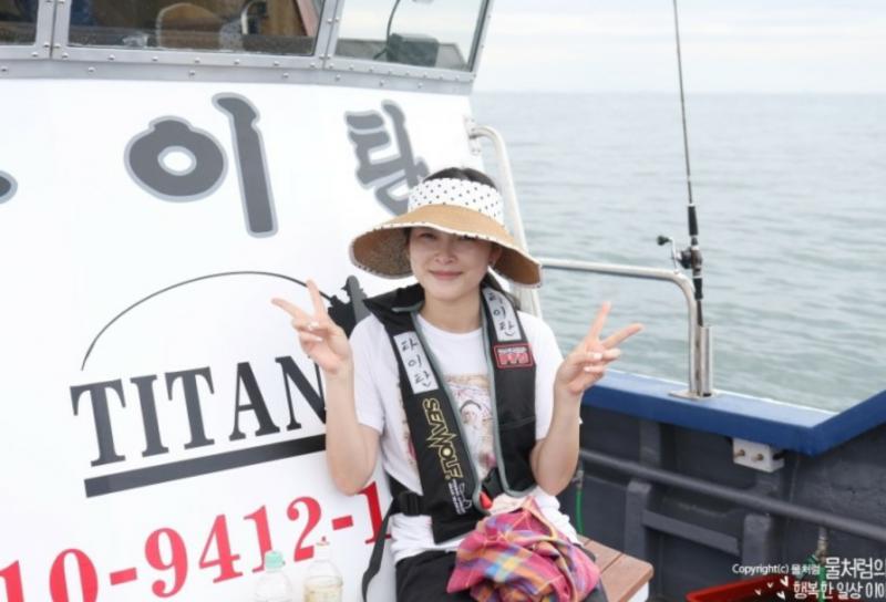 타이탄호 첫 출조 조행기!!!