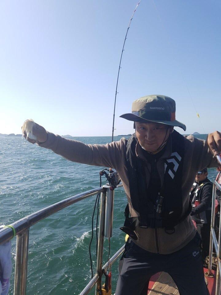 9월 17일 대천항 하이피싱 아인스호 쭈꾸미 조황입니다.