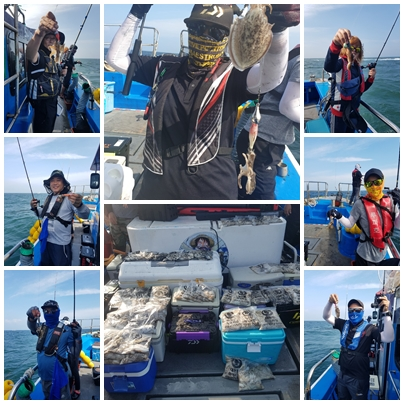 2019년 9월 15일 대천항 하이피싱 루피호 쭈꾸미 다녀왔습니다.
