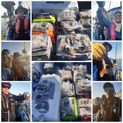 2019년 9월 18일 대천항 하이피싱 루피호 쭈꾸미 다녀왔습니다.
