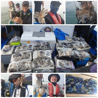 2019년 9월 28일 대천항 하이피싱 루피호 쭈꾸미 다녀왔습니다.