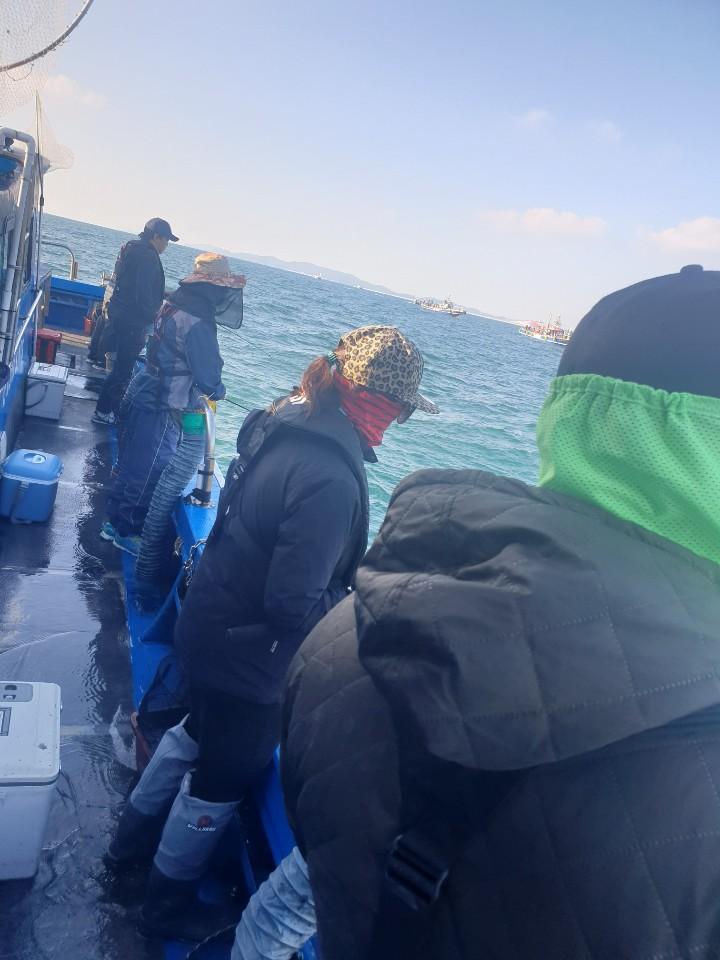 2019년 11월 05일 대천항 하이피싱 루피호 쭈꾸미 다녀왔습니다.