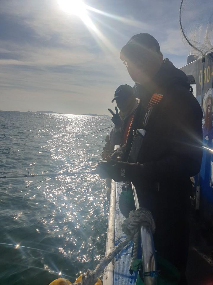 2019년 11월 06일 대천항 하이피싱 루피호 쭈꾸미 다녀왔습니다.