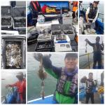 2019년 10월 10일 대천항 하이피싱 루피호 쭈꾸미 다녀왔습니다.