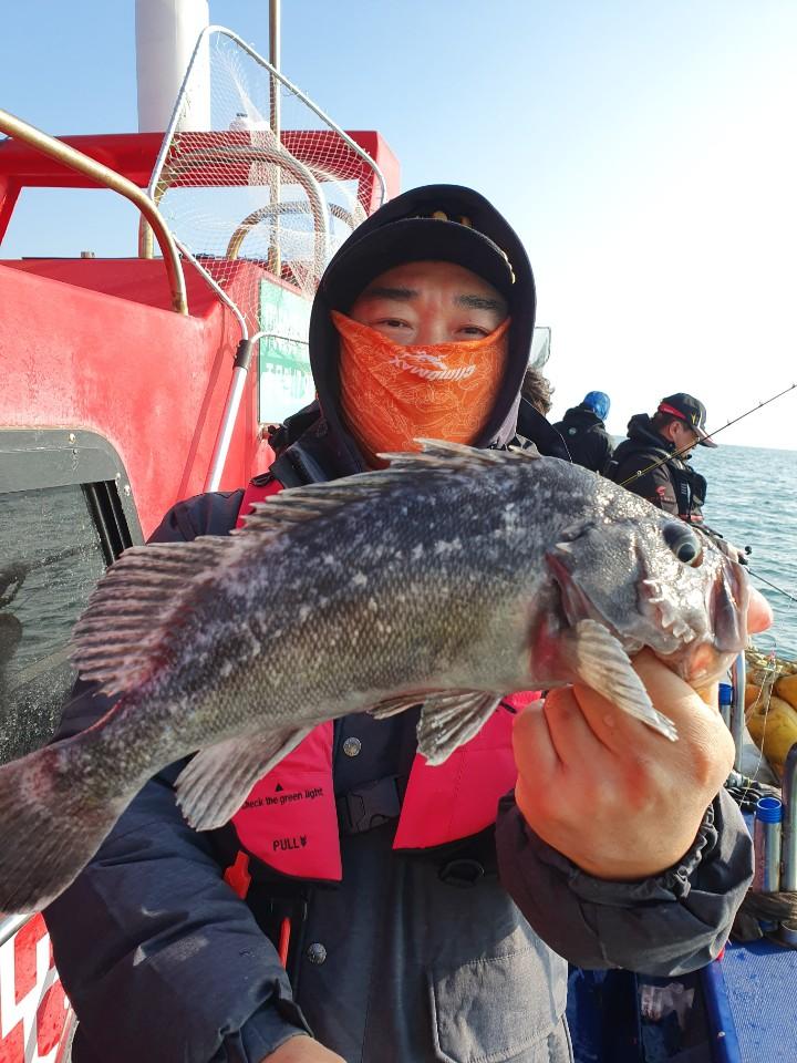 12.22 남당피싱 장현호 먼바다 우럭 라이트지깅