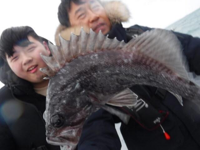 12월 7일 14분과 함께한 내만권 조황~~~1