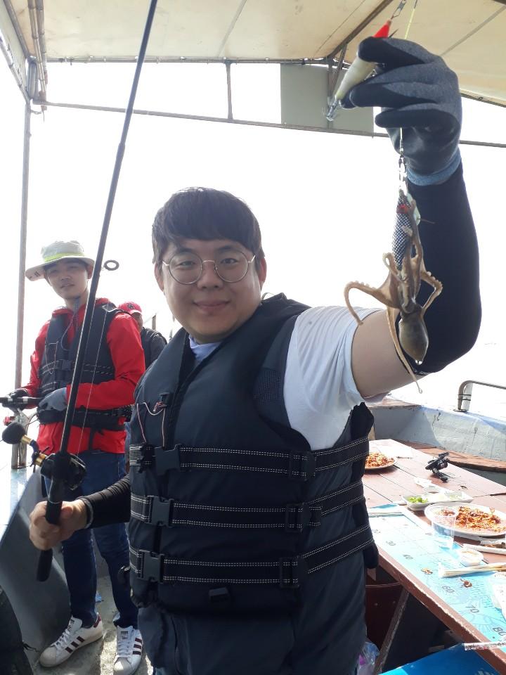 9월 28일 남부수협2호 쭈꾸미 조황