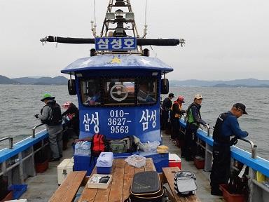 2019年 10月 23日 쭈꾸미 & 갑오징어 조항
