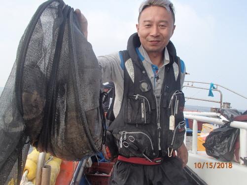 15일 대객기 갑오징어낚시와 쭈꾸미낚시 조황입니다.