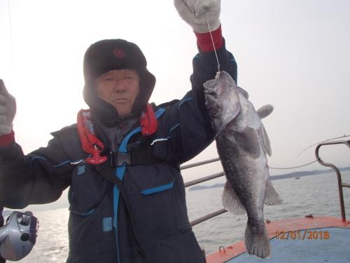 12월 1일 우럭낚시와 쭈꾸미 낚시 조황입니다.