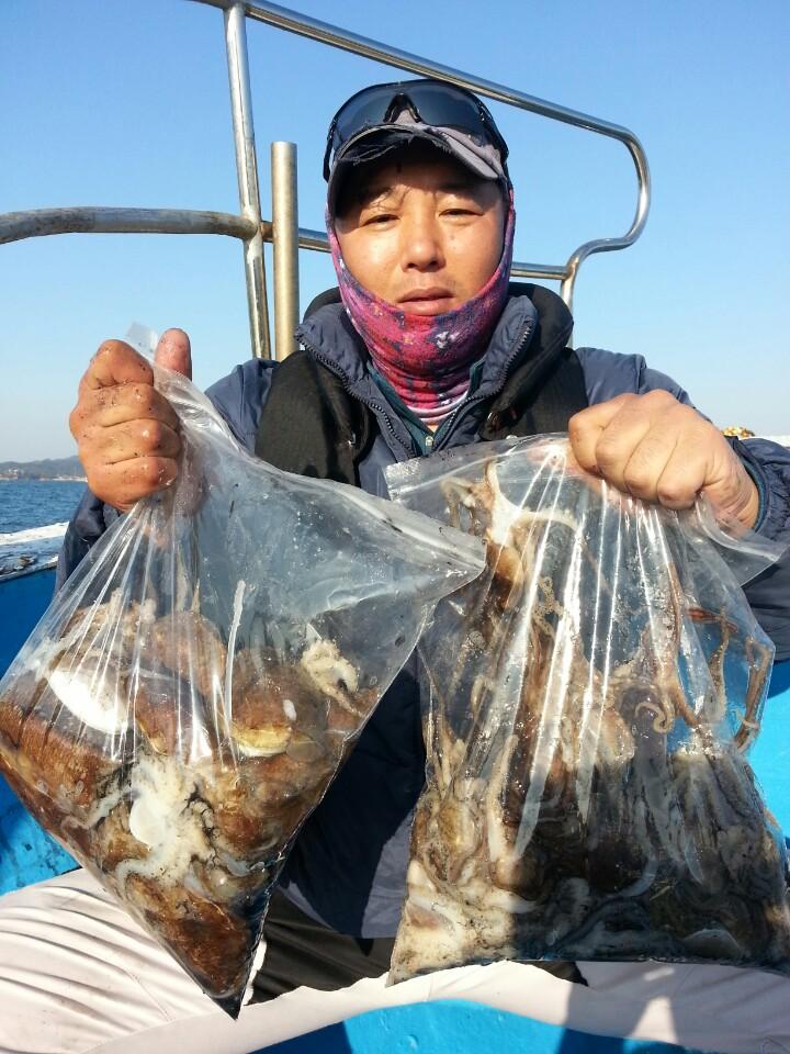 11월9일 [금강호] 오천항주꾸미조황